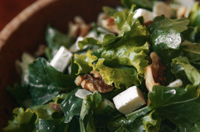 Athenafarms Salads